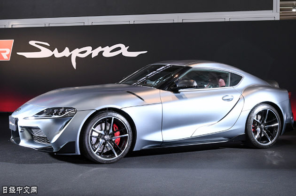 """刺激跑车需求 丰田时隔17年发售新款""""萨普拉""""跑车"""