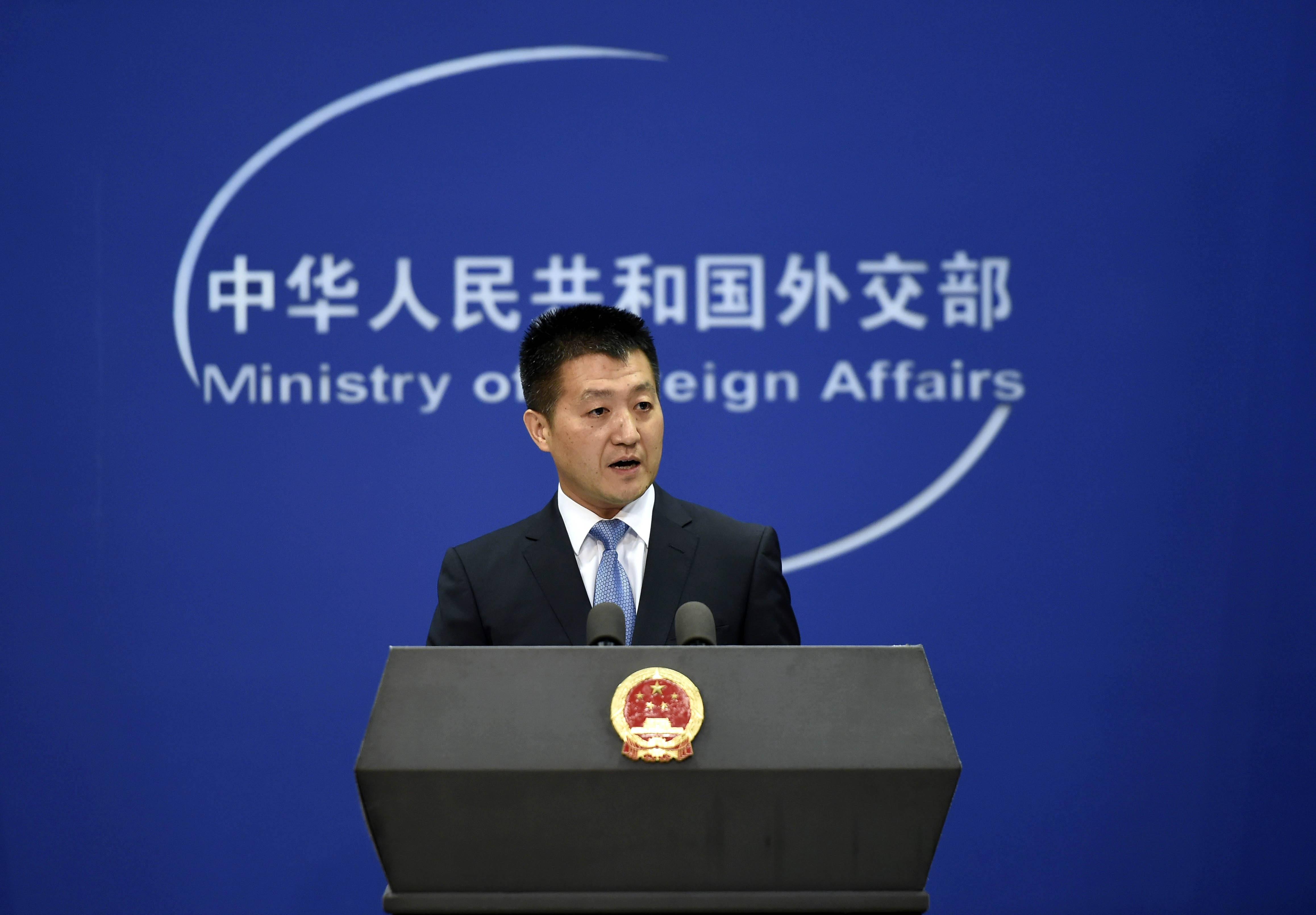 特朗普说对华关税使企业从中国转至别国,外交部回应
