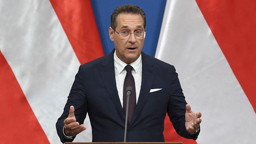 """奥地利前副总理""""通俄""""?克宫否认:此事与我们没有任何关系"""