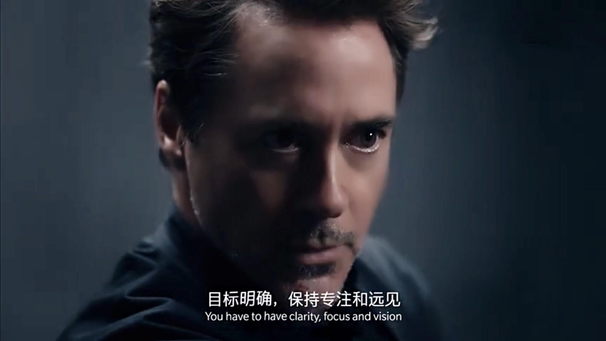 """""""钢铁侠""""自编自演新作上映,他的人生信条都在里面"""