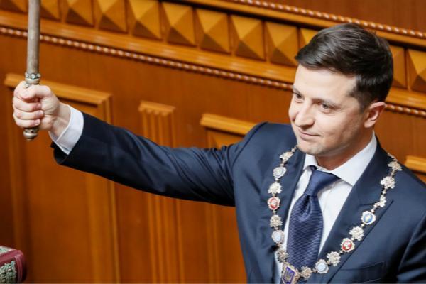 普京为啥没祝贺泽连斯基就任乌克兰总统?克宫给出答案
