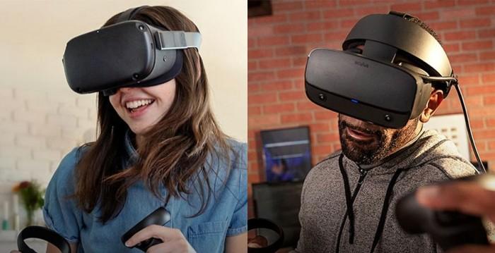 Oculus Quest和Rift S头戴式设备开始发货