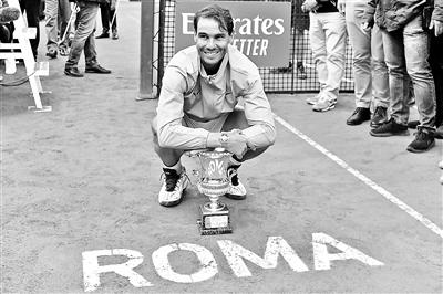罗马大师赛战胜德约科维奇 纳达尔能法网12冠?