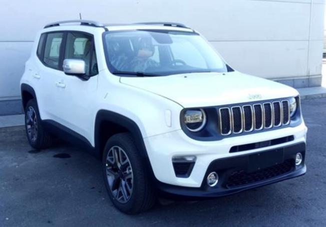 新款Jeep自由侠申报图曝光 搭载1.3T发动机