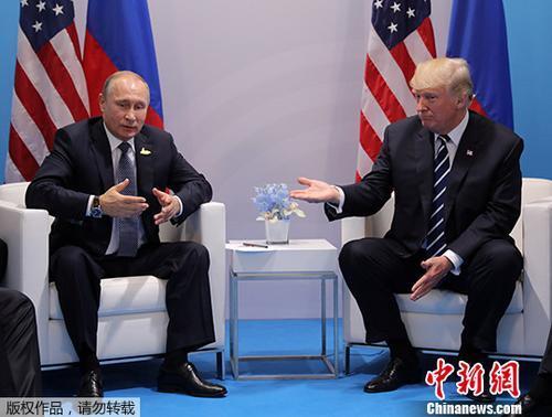 普京与特朗普G20期间是否会谈?克宫:暂无消息