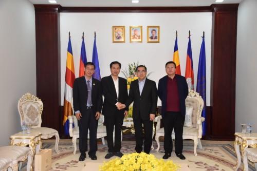 柬埔寨农业拟试水首个AI国家级农业经贸合作区