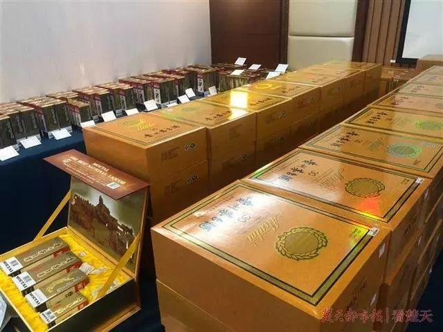 湖北拍卖公职人员涉案物品:茅台酒最多,最长年份酒达50年