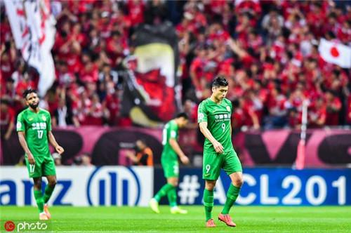池忠国伤退改变比赛 国?#37096;?#36127;浦和亚冠小组出局