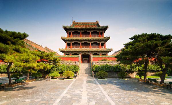 瀋陽故宮鳳凰樓關閉近30年後重新對公眾開放