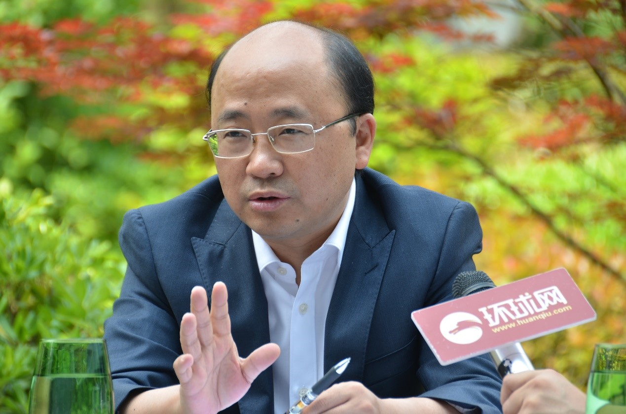 贵阳副市长徐昊:大数据让百姓增强发展自信心