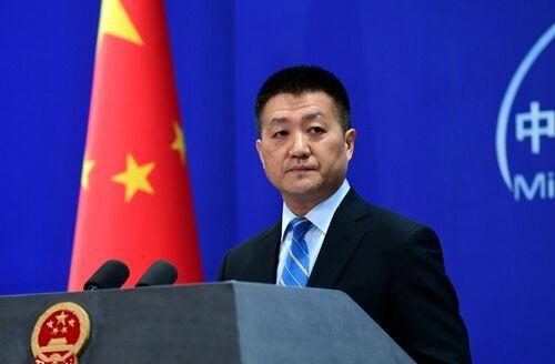 美國考慮對中國監控設備公司製裁 外交部:肆意打壓、抹黑