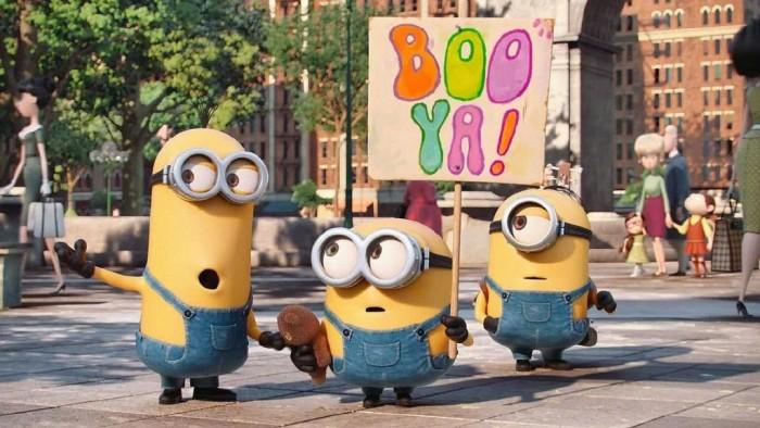 《小黄人:格鲁的崛起》定档2020年 前传来了
