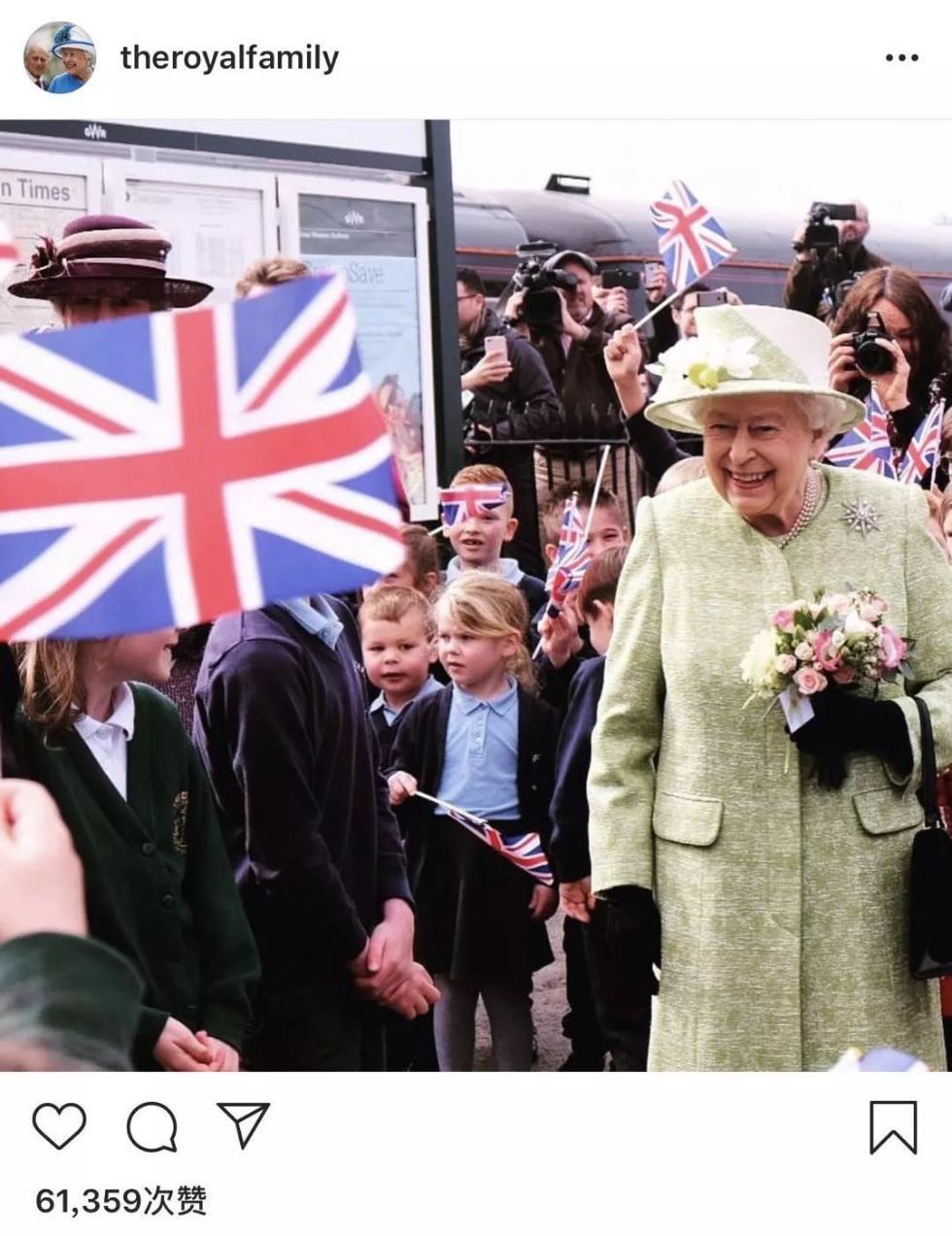 女王也想涨粉?英国王室招募新媒体运营,待遇很诱人......