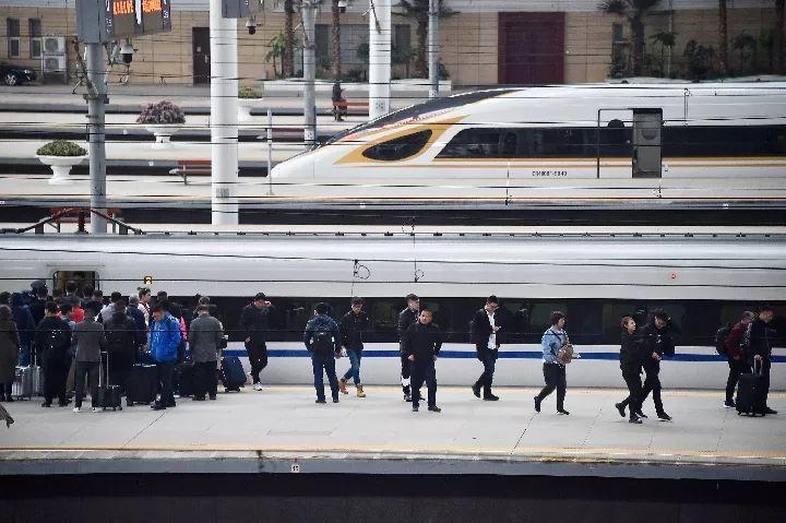 铁路候补购票服务扩大到全部列车