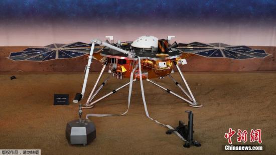 """科學傢:火星或曾是類似地球的藍色""""水世界"""""""