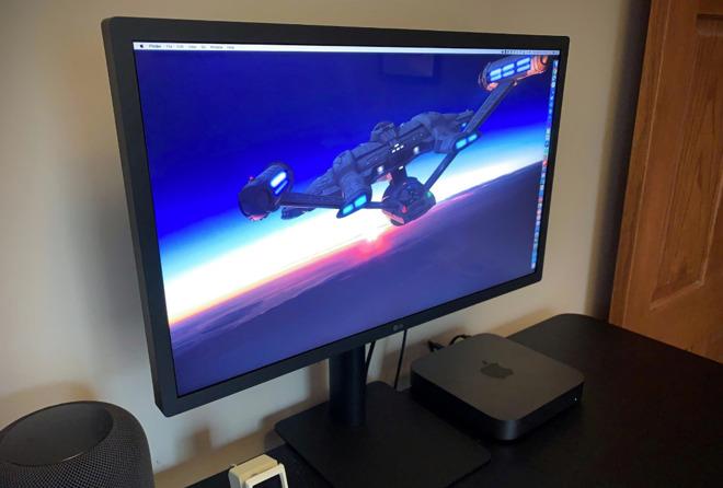 全新LG Ultrafine 4K 24英寸显示器开售