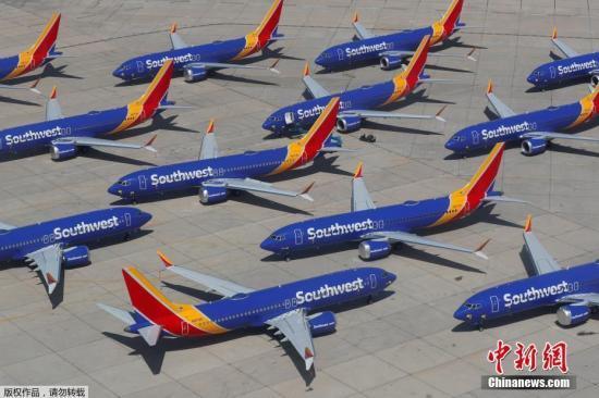 不按美联航局评估 印尼或停飞波音737Max至2020年