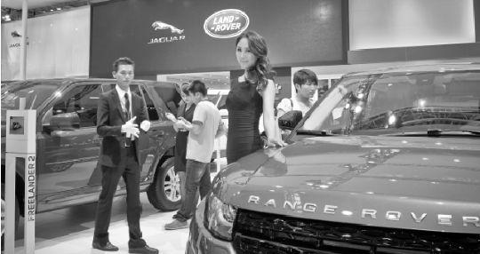 捷豹路虎亏263亿 在华召回汽车28.7万辆超同期销量