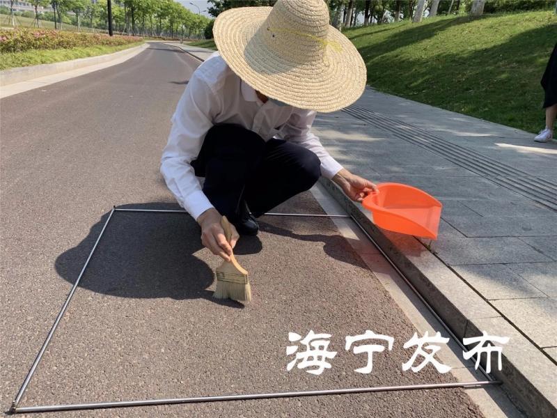 道路每平米积尘10克以下合格?浙江海宁回应:为提高保洁质量