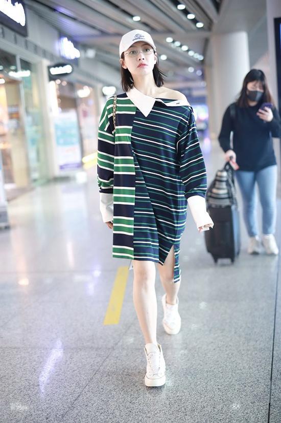 杨紫宋茜最爱的休闲装,看看明星们的时髦装都是什么样的!