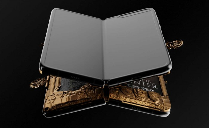 《权力的游戏》定制版Galaxy Fold公布:售价近6万