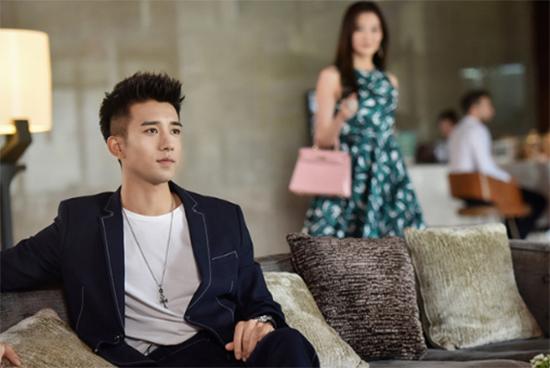 《我要和你在一起》孙绍龙成家庭伦理剧清流男主