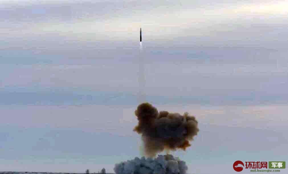 """高超音速大杀器上线!俄军正式列装""""先锋""""导弹"""