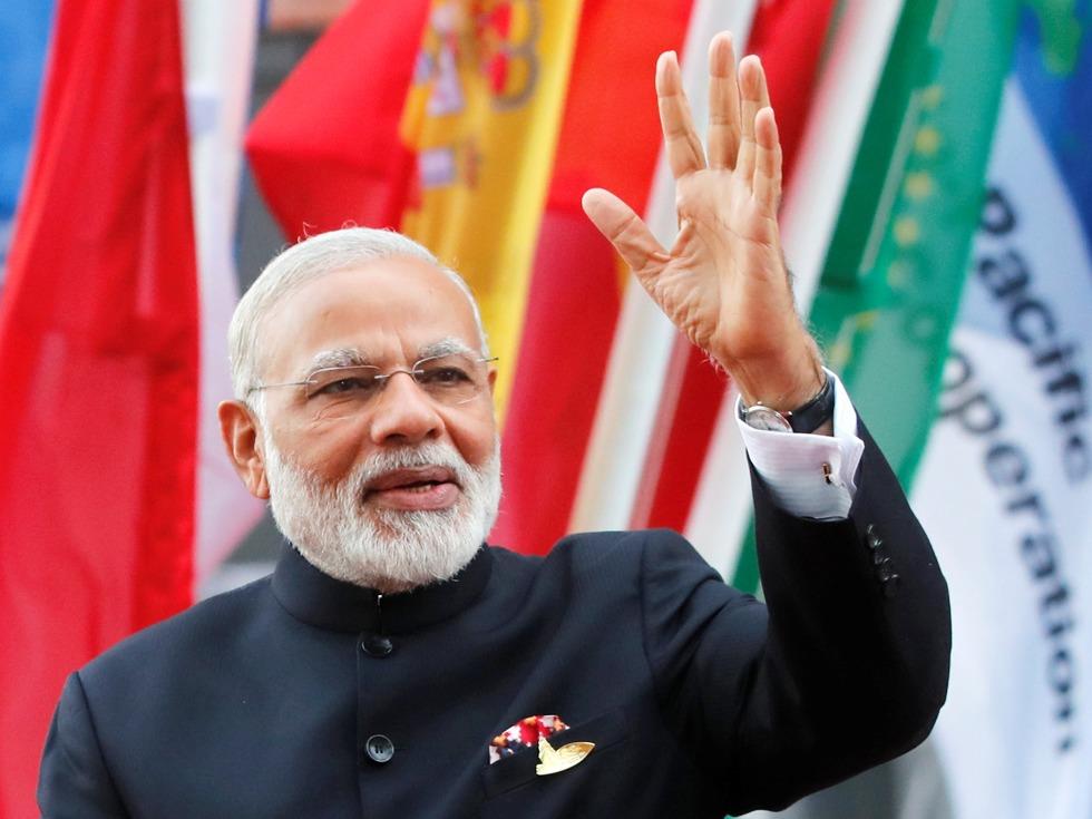 印度大选结果出炉 现任总理莫迪执政联盟赢得大选
