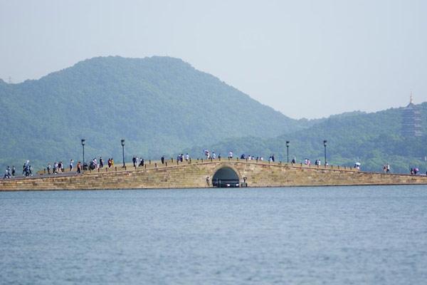 西湖美景:云霞翠轩 烟波画船 镜象天堂