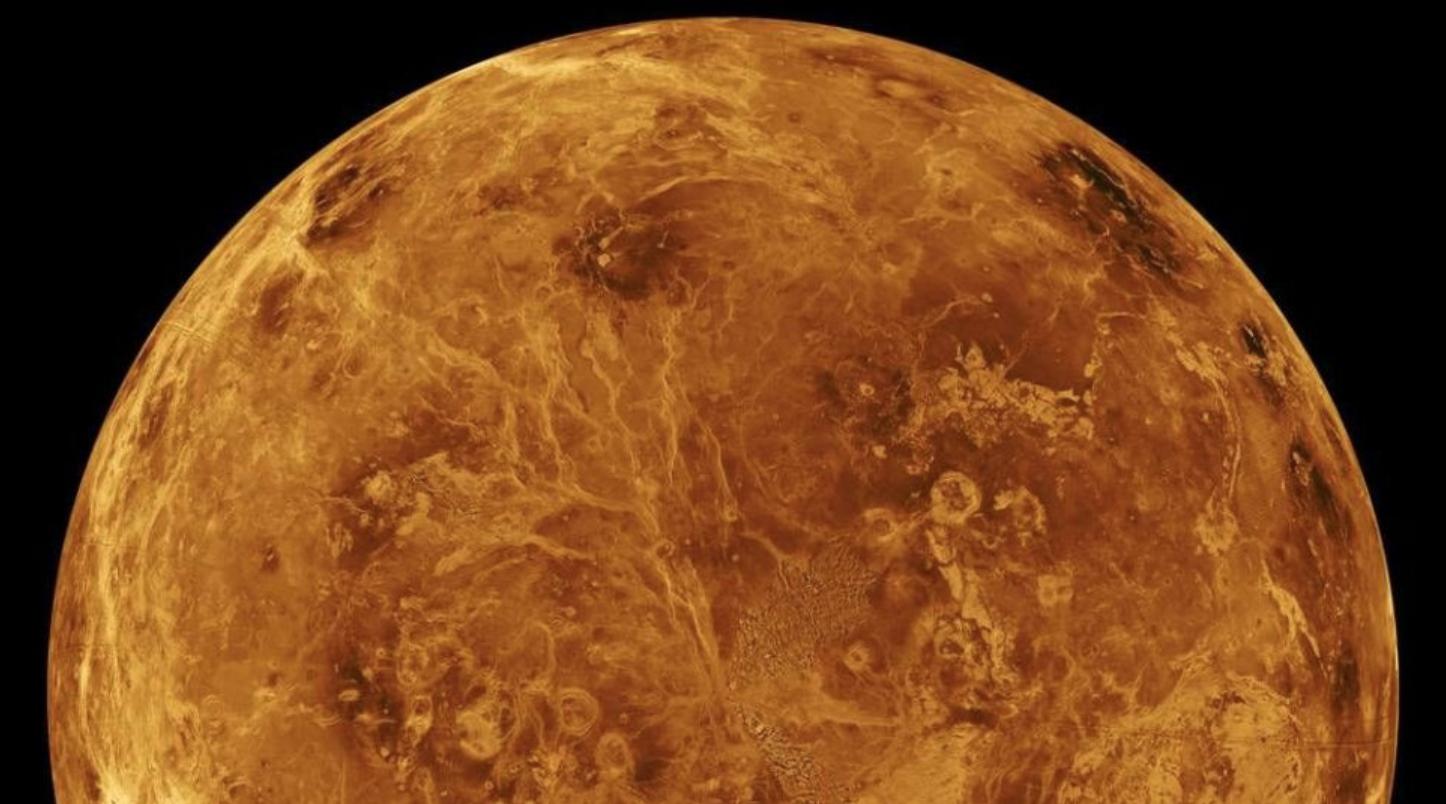曾像地球一樣宜居的金星 最后為何死氣沉沉?