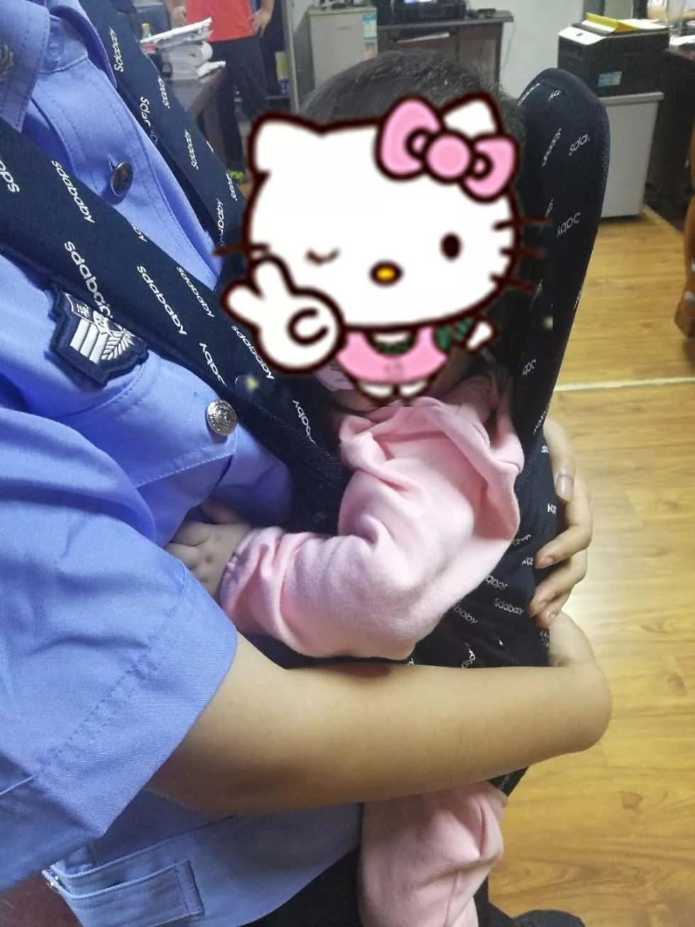 亲生孩子也卖!三明警方奔赴武汉解救被卖女婴