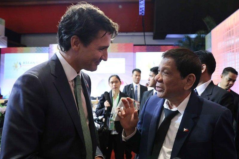 菲政府喊话加拿大:等不到6月,下周前把垃圾都运走