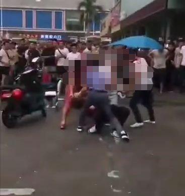突发!深圳龙华发生一起持刀伤人事件,疑因招