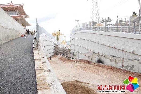 """吉林延吉""""发展大坡""""拟于本月底临时通车"""