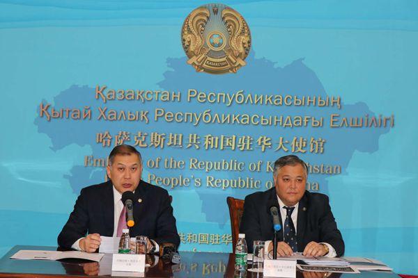 哈萨克斯坦驻华大使:对哈中关系光明前景充满信心