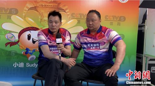 """""""双核""""析国羽苏杯小组赛表现 点出淘汰赛关键点"""