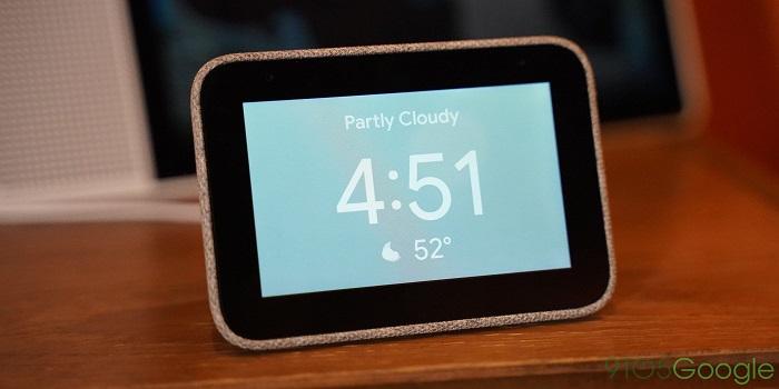 联想智能时钟开放预订:售价79美元的小屏语音助理