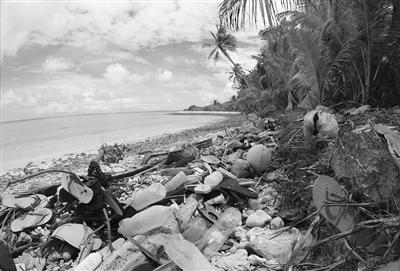 塑料垃圾充斥着我们的天空与海洋