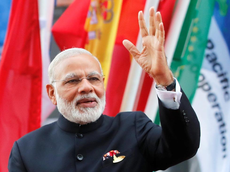 印度大选计票结果: 莫迪执政联盟赢得过半席位