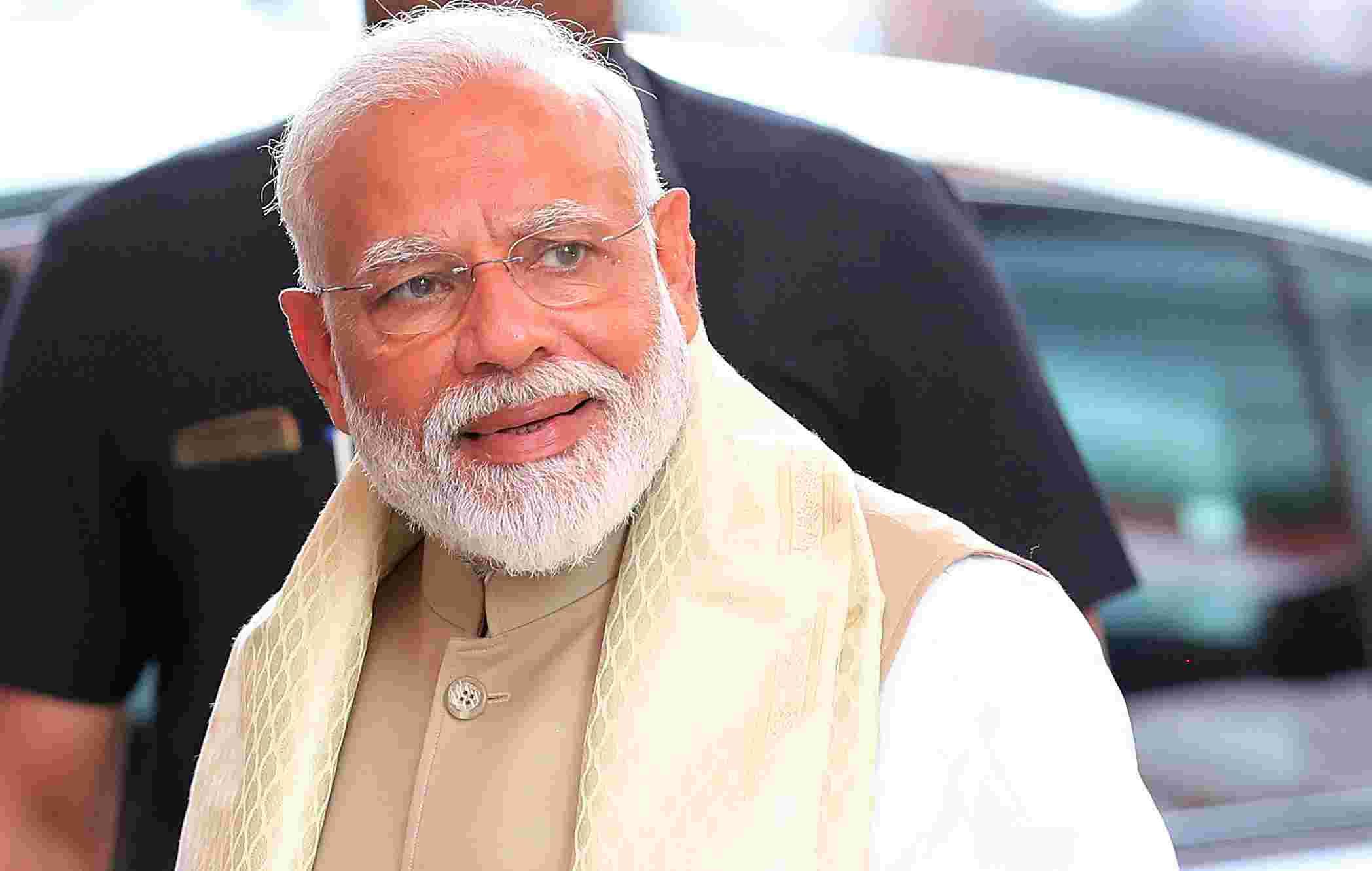 印度总理莫迪领导的人民党宣布在大选中获胜