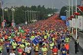 2019银川马拉松开跑时间将推迟半小时
