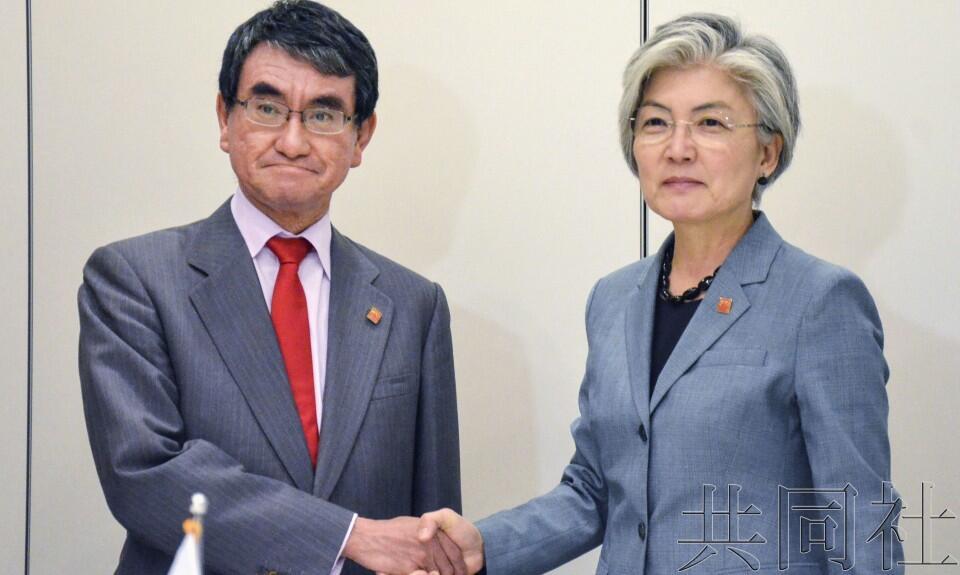日外务省官员:韩国外长不同意召开仲裁委员会