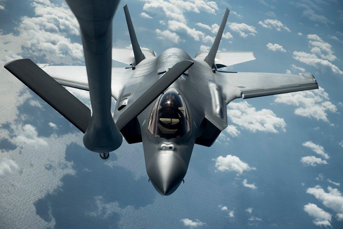 美軍將增購94架F-35戰斗機 拿中國威脅當借口