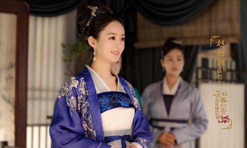 赵丽颖二度入围白玉兰奖最佳女主角 实力获肯定