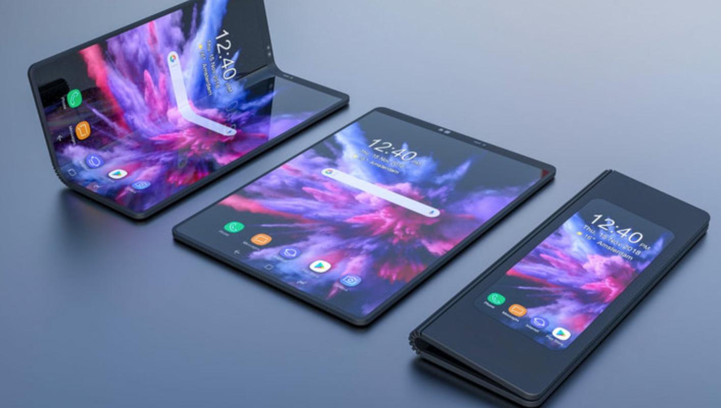 三星新專利出爐 有望克服Galaxy Fold折疊屏缺陷