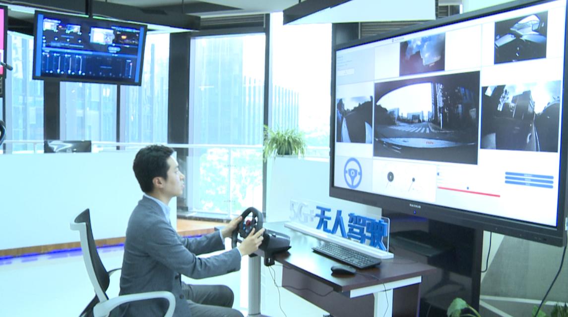 韩国东亚日报记者亲身体验5G+无人驾驶:与生活息息相关