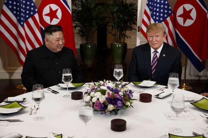 朝鲜外务省发言人:朝美河内峰会破裂原因在美国