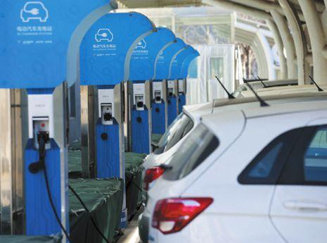 一季度全球电动汽车销量突破50万辆 中国市场增速猛