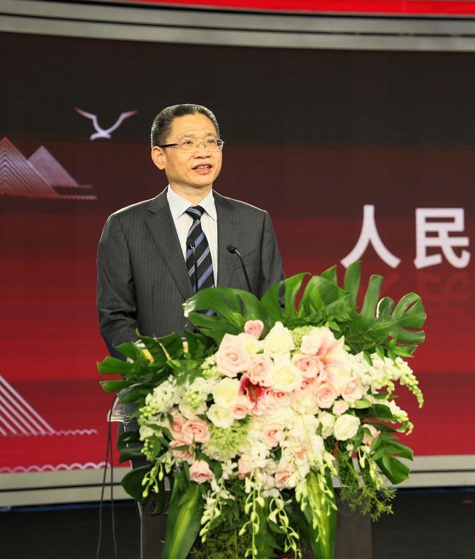 人民日报社副总编辑方江山:致敬美好生活 增强高质量文化供给
