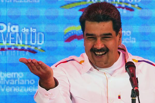 马杜罗:委内瑞拉希望引进中俄技术建设4G通信系统